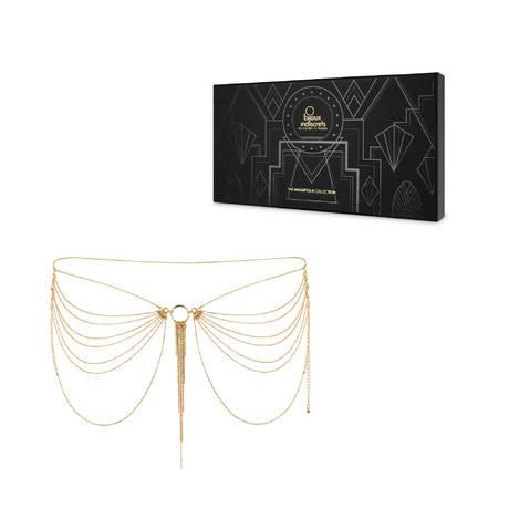BIJOUX INDISCRETS Accessoires Cache Seins Flamboyant Noir Taille Unique