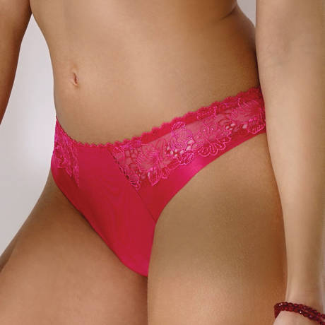 ANTINÉA Slip séduction Séduction Complice Fuschia Complice