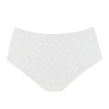 ANTIGEL Culotte haute Libre Macramé Macramé Blanc