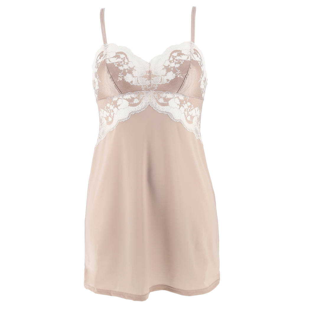WACOAL Nuisette Lace Affair Rose Dust/Angel Wing