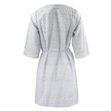 LE CHAT Tunique Sari Céladon