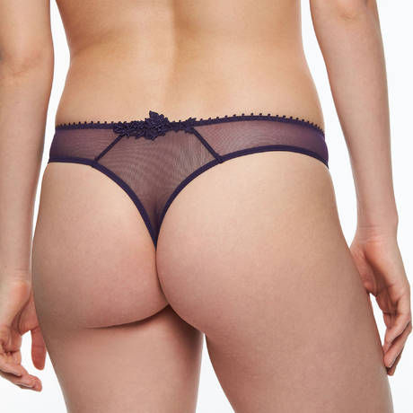 PASSIONATA String White Nights Violet/Bleu