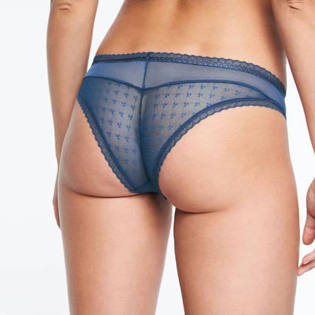CHANTELLE Slip Courcelles Bleu Indigo
