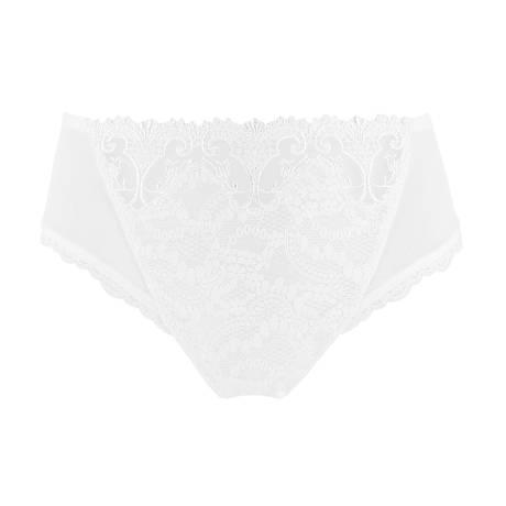 LISE CHARMEL Culotte haute Cristal d'Art Blanc