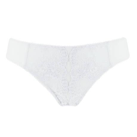 MILLESIA Slip New Diamant Blanc