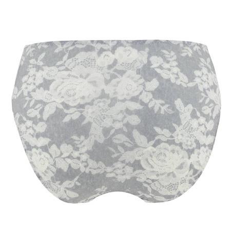 ANTIGEL Culotte haute Cocoon Bien-Etre Chiné Gris