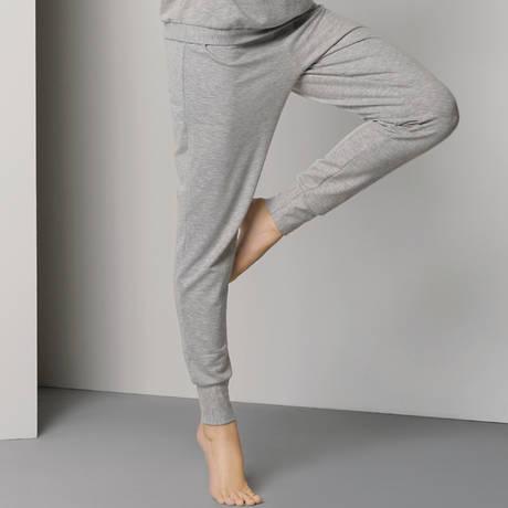 ANTIGEL Pantalon Cocoon Bien-Etre Chiné Gris