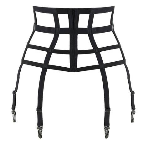 MARLIES DEKKERS Porte-jarretelles Spider Noir