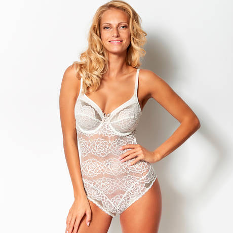 SANS COMPLEXE Body Byzance Ivoire/Taupe