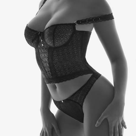 AUBADE Bustier Femme Aubade Noir