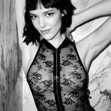 CHANTAL THOMASS Body Intrigante Noir