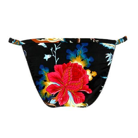 MARJOLAINE Slip Fidji Imprimé Floral