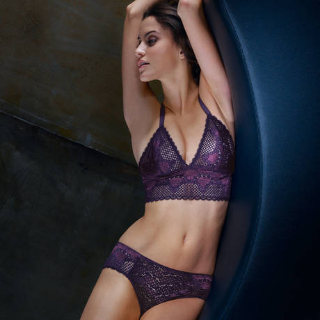 IMPLICITE Shorty Influence Plum