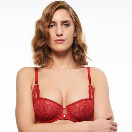 CHANTELLE Soutien-gorge corbeille Segur Scarlett