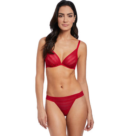 WACOAL Tanga Sexy Shaping Rouge