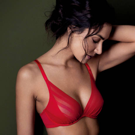 WACOAL Soutien-gorge armatures Sexy Shaping Rouge