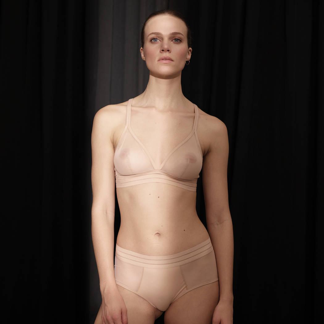 MAISON LEJABY Soutien-gorge triangle Nufit Power Skin