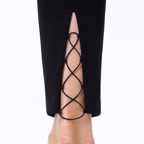 WOLFORD Legging Jersey Grace Noir