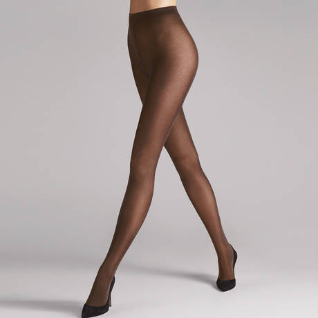 WOLFORD Collant 50 deniers confort maximal Satin Opaque Coca
