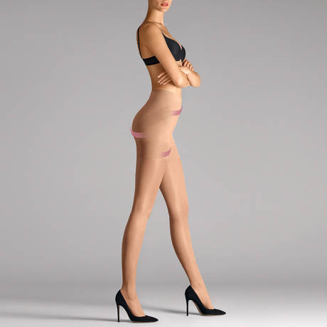 WOLFORD Collant 20D push-up sculptant Synergy Gobi