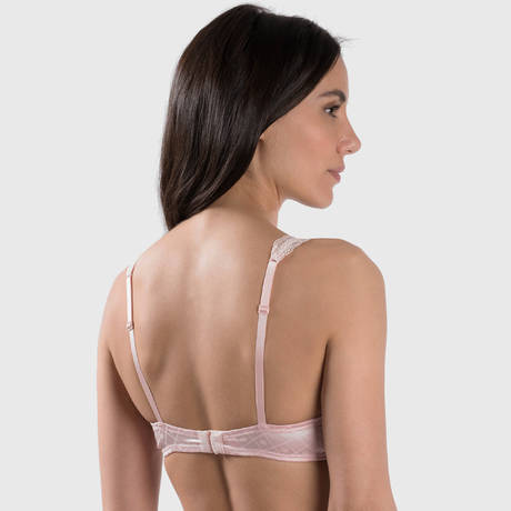 AUBADE Soutien-gorge triangle Femme Aubade Biscuit