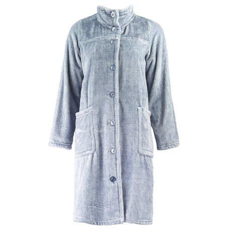 CANAT Robe de chambre Jenny2 Ardoise