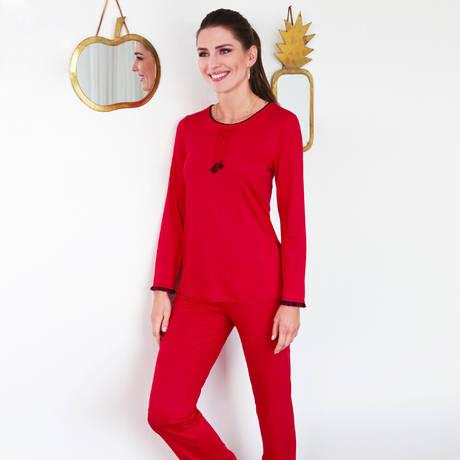CANAT Pyjama Ontario4 Cerise