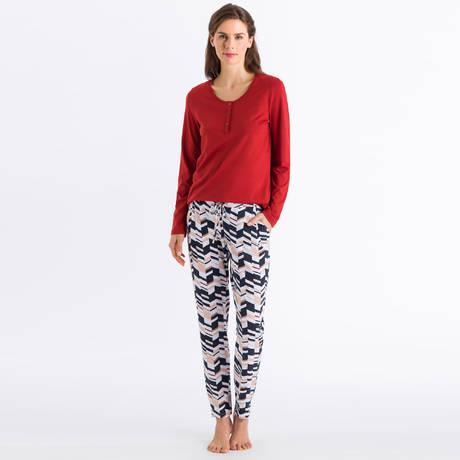 HANRO Pantalon Sleep & Lounge Multicolore