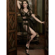 Lamarr Robe DITA VON TEESE Loungewear 8259b9b89