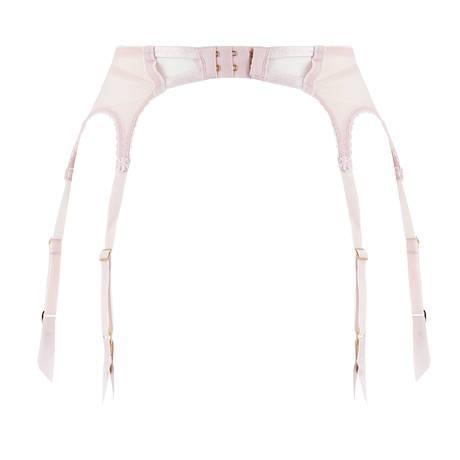 DITA VON TEESE Porte-jarretelles Tryst Crystal Pink