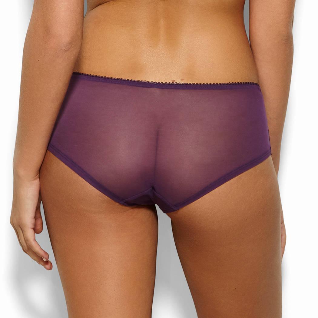 GOSSARD Shorty Superboost Lace Purple