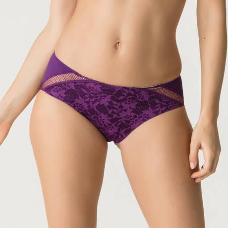 PRIMADONNA TWIST Slip Tough Girl Purple Sparkle