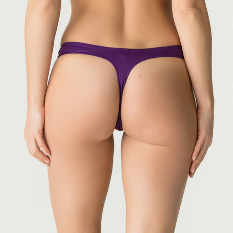 PRIMADONNA TWIST String Tough Girl Purple Sparkle