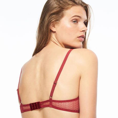 PASSIONATA Soutien-gorge coques Fall In Love Rouge Passion