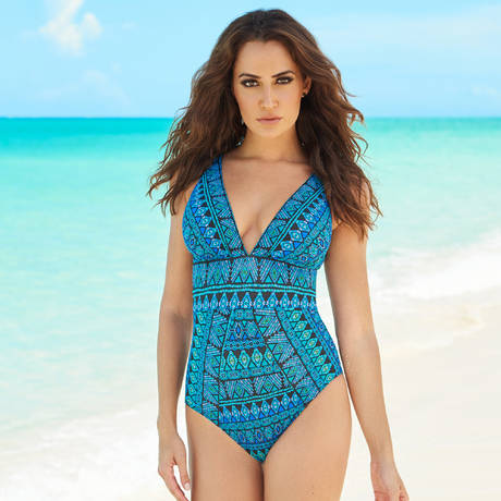 MIRACLESUIT Maillot de bain 1 pièce Odyssey gainant Gypsy Tel