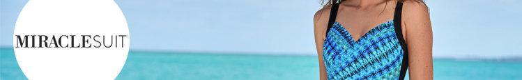 Maillot de bain Miraclesuit Cabana Chic