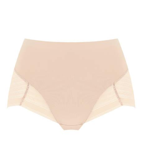 SIMONE PÉRÈLE Culotte haute Muse Peau Rosée