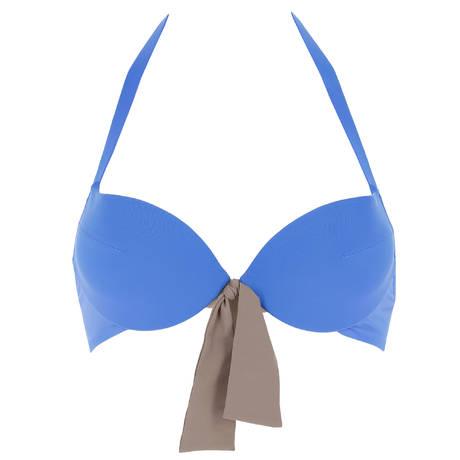 ANDRES SARDA Maillot de bain push-up rembourré Belle Egypcian Blue