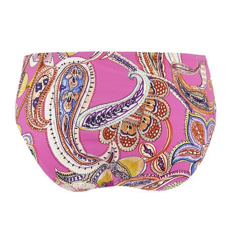EMPREINTE Maillot de bain culotte haute Sunset Pink