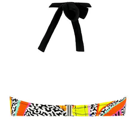 ANTIGEL Maillot de bain armatures triangle La Maasaï Ethnographic