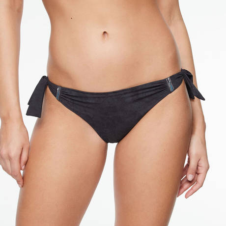 CHANTELLE Maillot de bain bikini Etincelle Gris