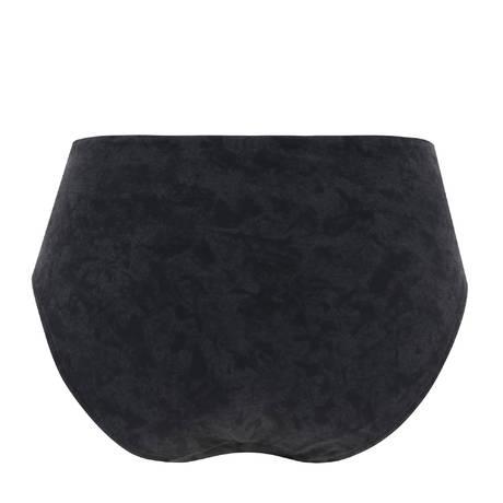 CHANTELLE Maillot de bain culotte haute Etincelle Gris