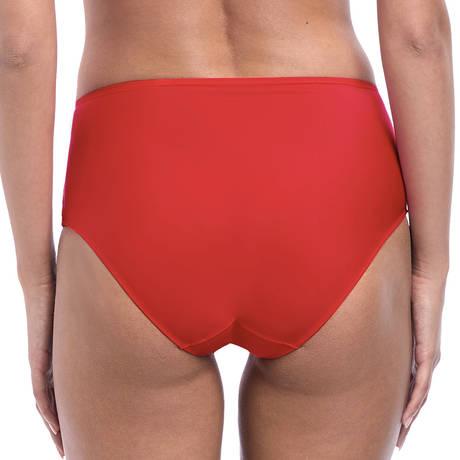 WACOAL Culotte ventre plat Eglantine Valencia Red