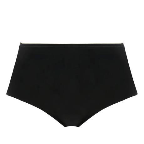 CONTURELLE DE FELINA Culotte haute Pure Feeling Noir