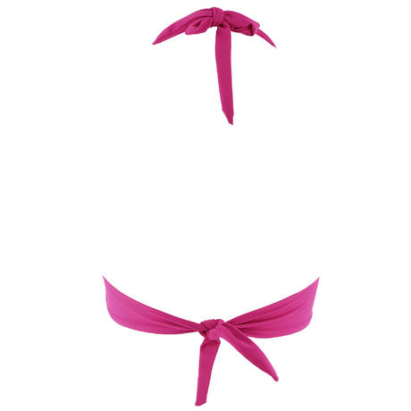 PAIN DE SUCRE Maillot de bain triangle armatures Bryana Sensitive Uni Life Fuchsia