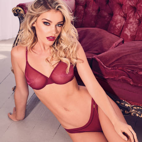 GOSSARD String Glossies Berry Burst