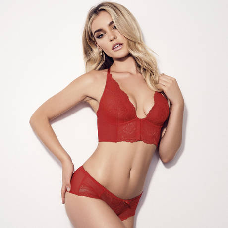 GOSSARD Shorty Superboost Lace Chilli Red