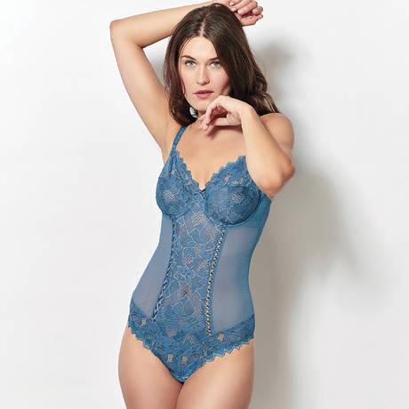 SANS COMPLEXE Body Arum Bleu Atlantique