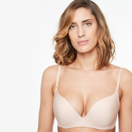 CHANTELLE Soutien-gorge push-up Absolute Invisible Beige Doré