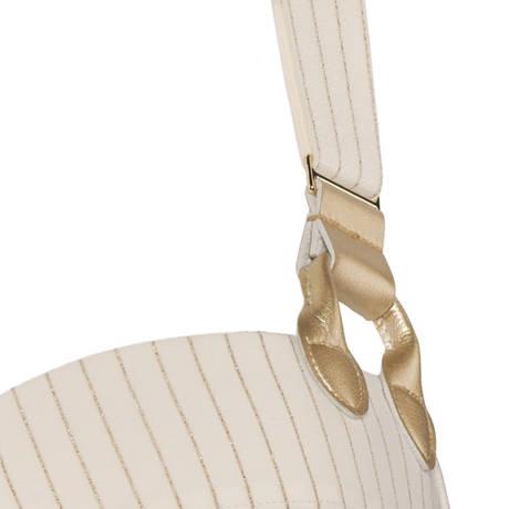MARLIES DEKKERS Soutien-gorge balconnet bonnets profonds Gloria Pristine/Gold